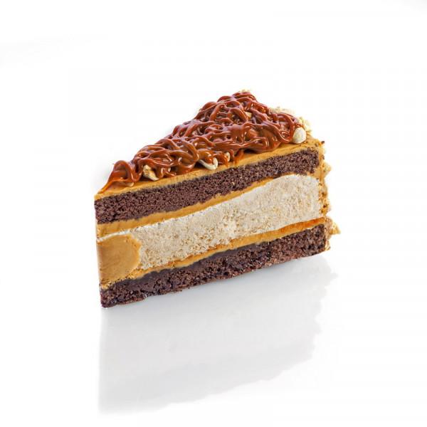 Пирожное ореховое с безе