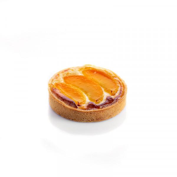 Чизкейк с персиком