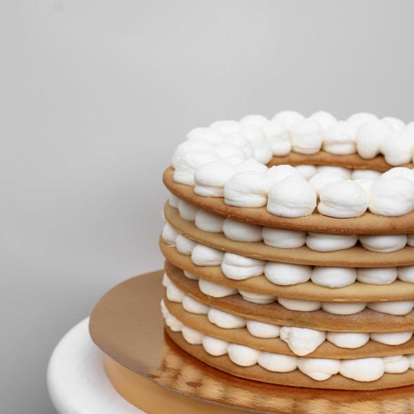 """Основа авторского торта  """"Цифра"""""""