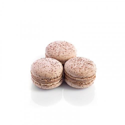 Макарони шоколад (4 шт)