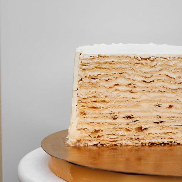 """Основа авторского торта """"Наполеон"""""""