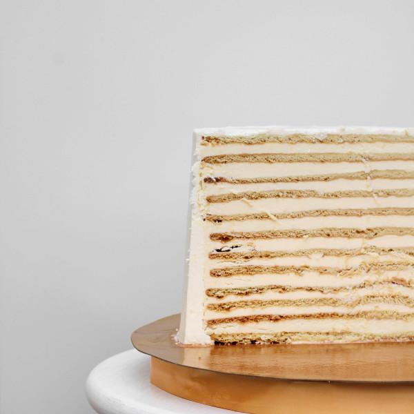 """Основа авторского торта """"Пломбирый"""""""