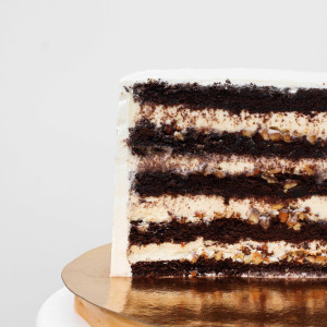 """Основа авторского торта """"Миндальный"""""""